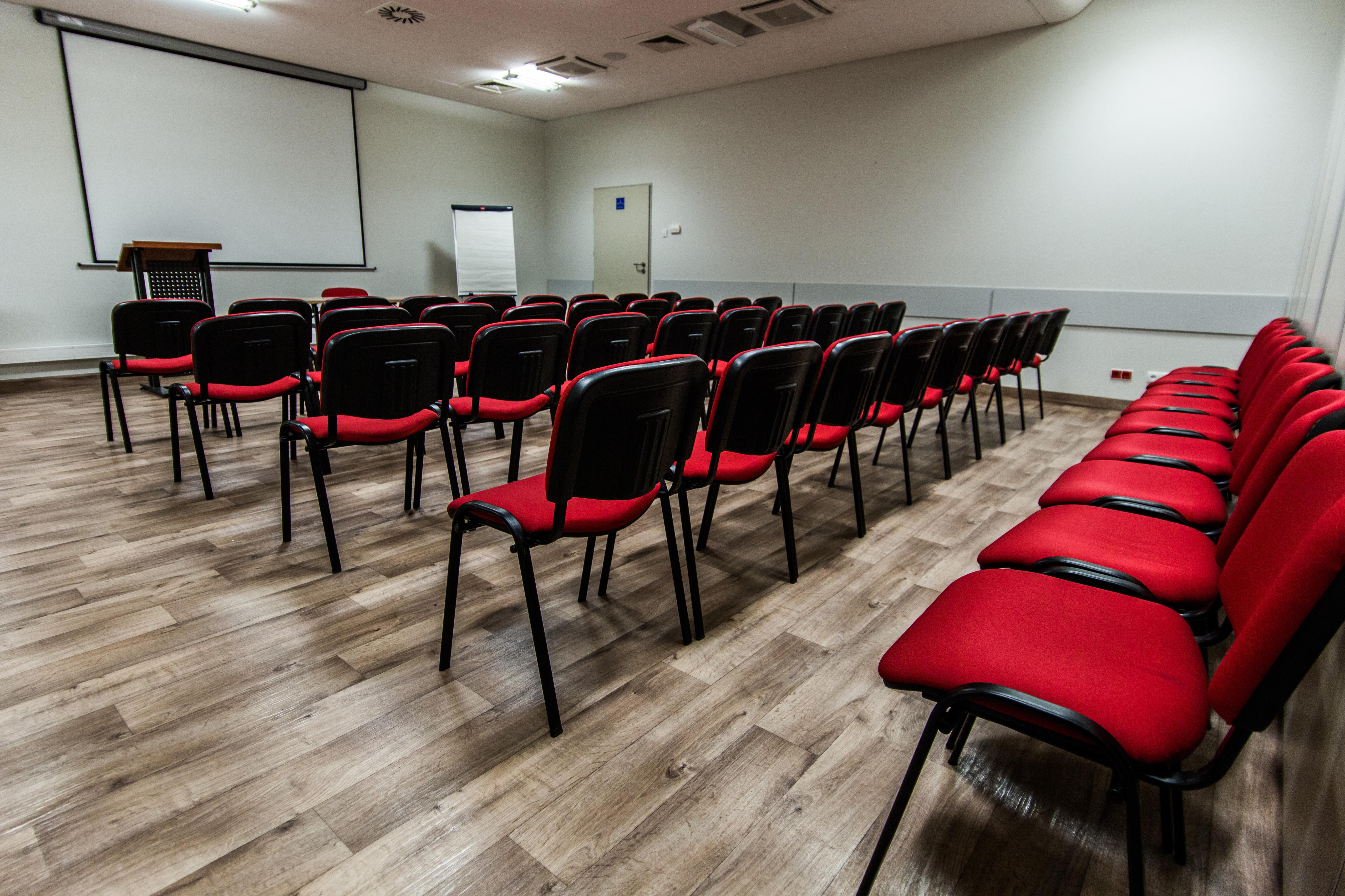 ALFA - sala konferencyjna